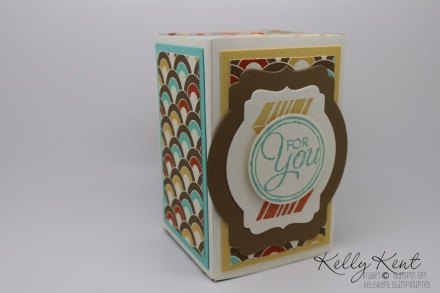 Washi Tape Box - Workshop WM