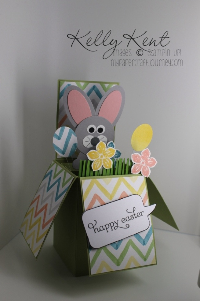 Easter Bunny Inspired by Anna Matasci