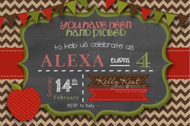 Alexa 4 bday invite-001