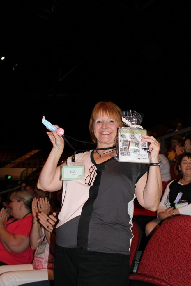 first prize patrol winner - it's Nanna Papercraft!