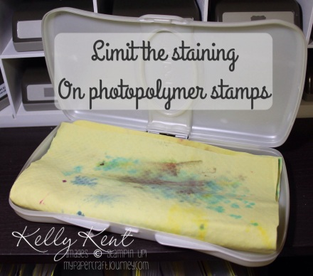 Looking After Your Photopolymer Stamps Including Diy