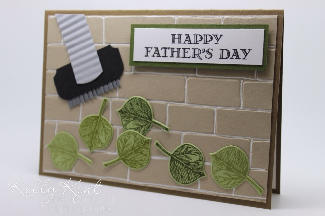 For Grandad Papercraft