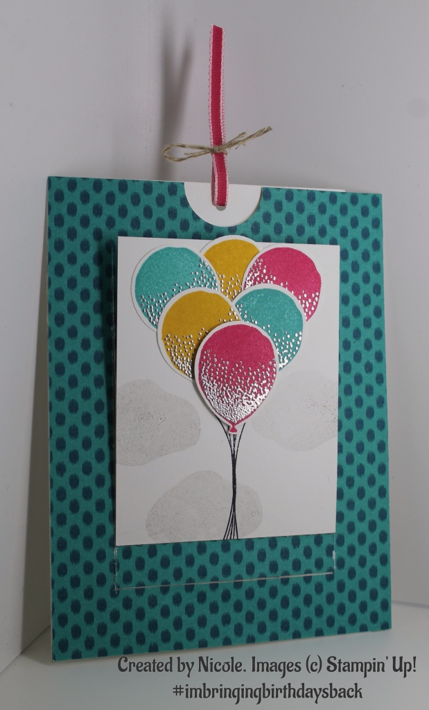 Created by Nicole for Kelly Kent - mypapercraftjourney.com. #imbringingbirthdaysback