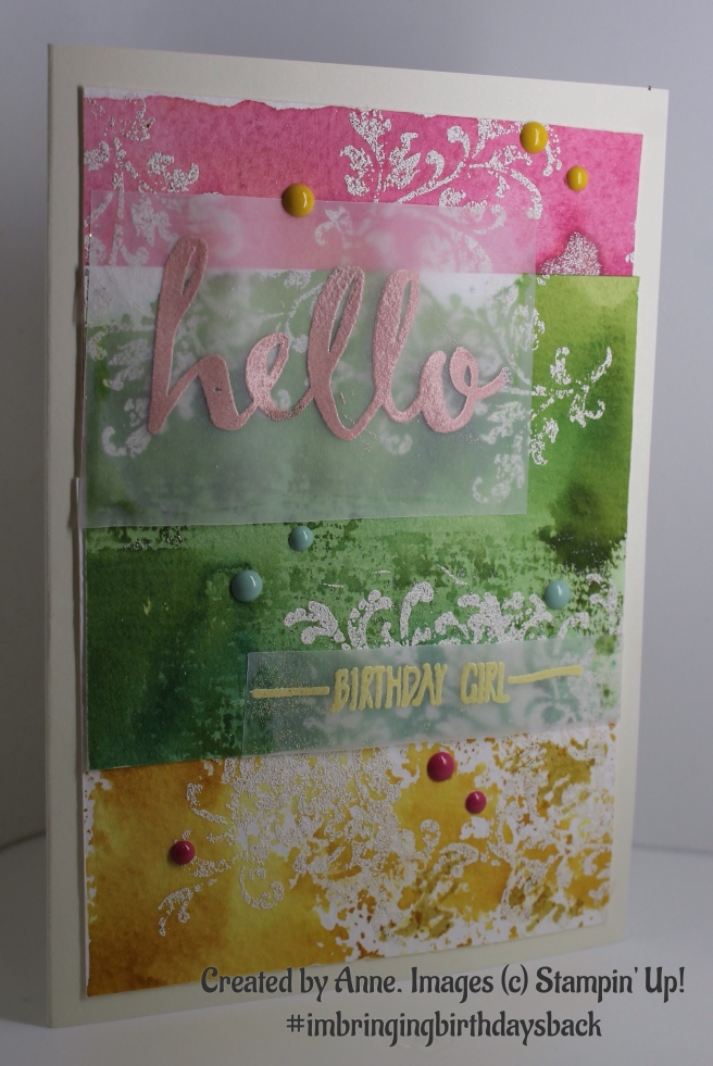 Created by Anne for Kelly Kent - mypapercraftjourney.com. #imbringingbirthdaysback