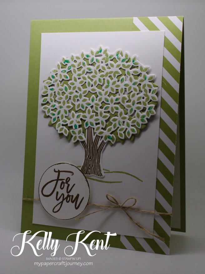 Exclusive, limited-edition bundle - Thoughtful Branches.  Kelly Kent - mypapercraftjourney.com.