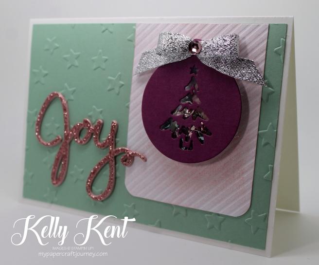 Shaker Joy. Kelly Kent - mypapercraftjourney.com.