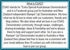 ESAD info blue