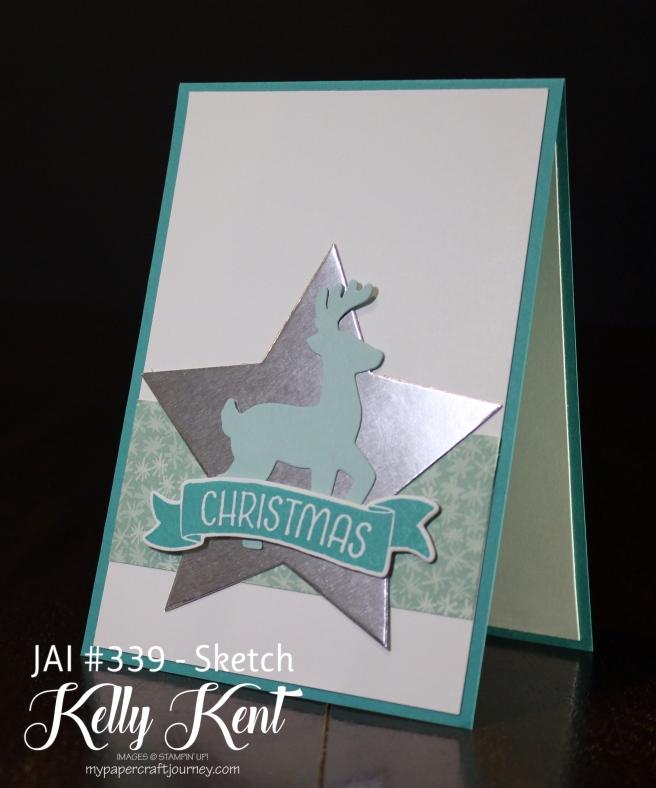 Just Add Ink #339 - Sketch. Kelly Kent -mypapercraftjourney.com.
