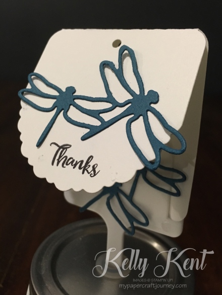 Just Add Ink #340 - Just Add Gift Tags. Kelly Kent - mypapercraftjourney.com.
