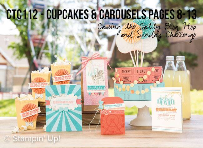 CASEing the Catty #112. Images © Stampin' Up!