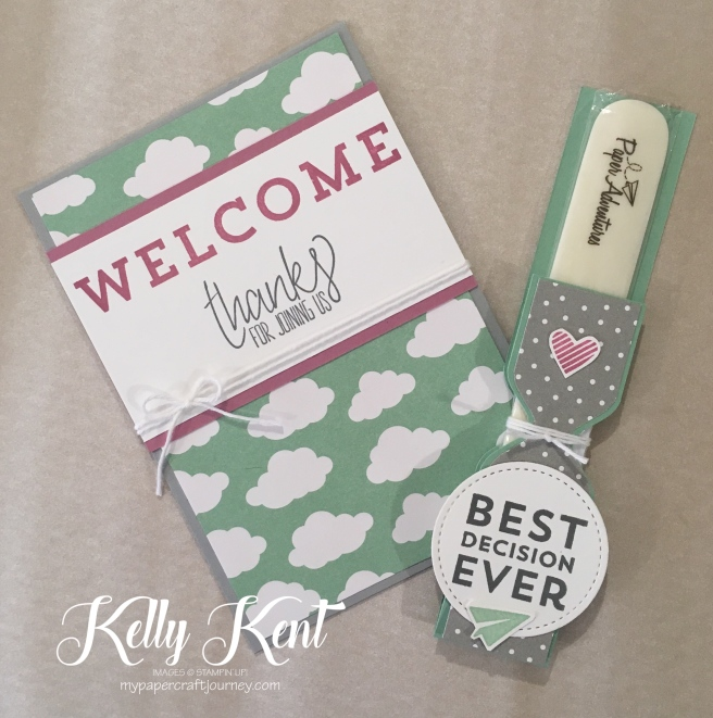Welcome to Paper Adventures. Kelly Kent - mypapercraftjourney.com.