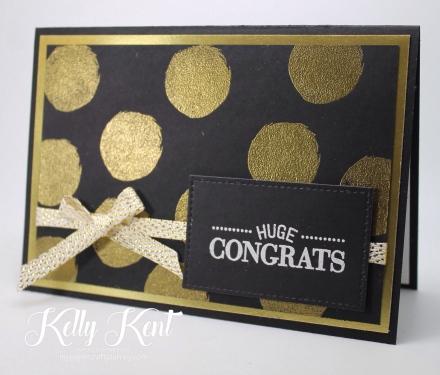 Huge Congrats. Kelly Kent - mypapercraftjourney.com.