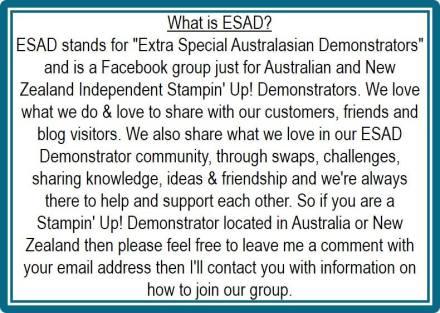 ESAD Information