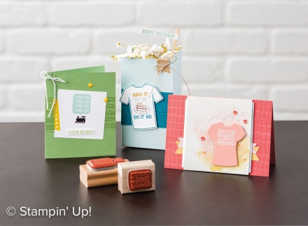 Images © Stampin' Up!
