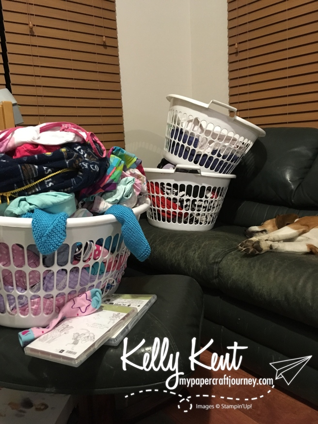 Crafting Forever, Housework Whenever | kelly kent