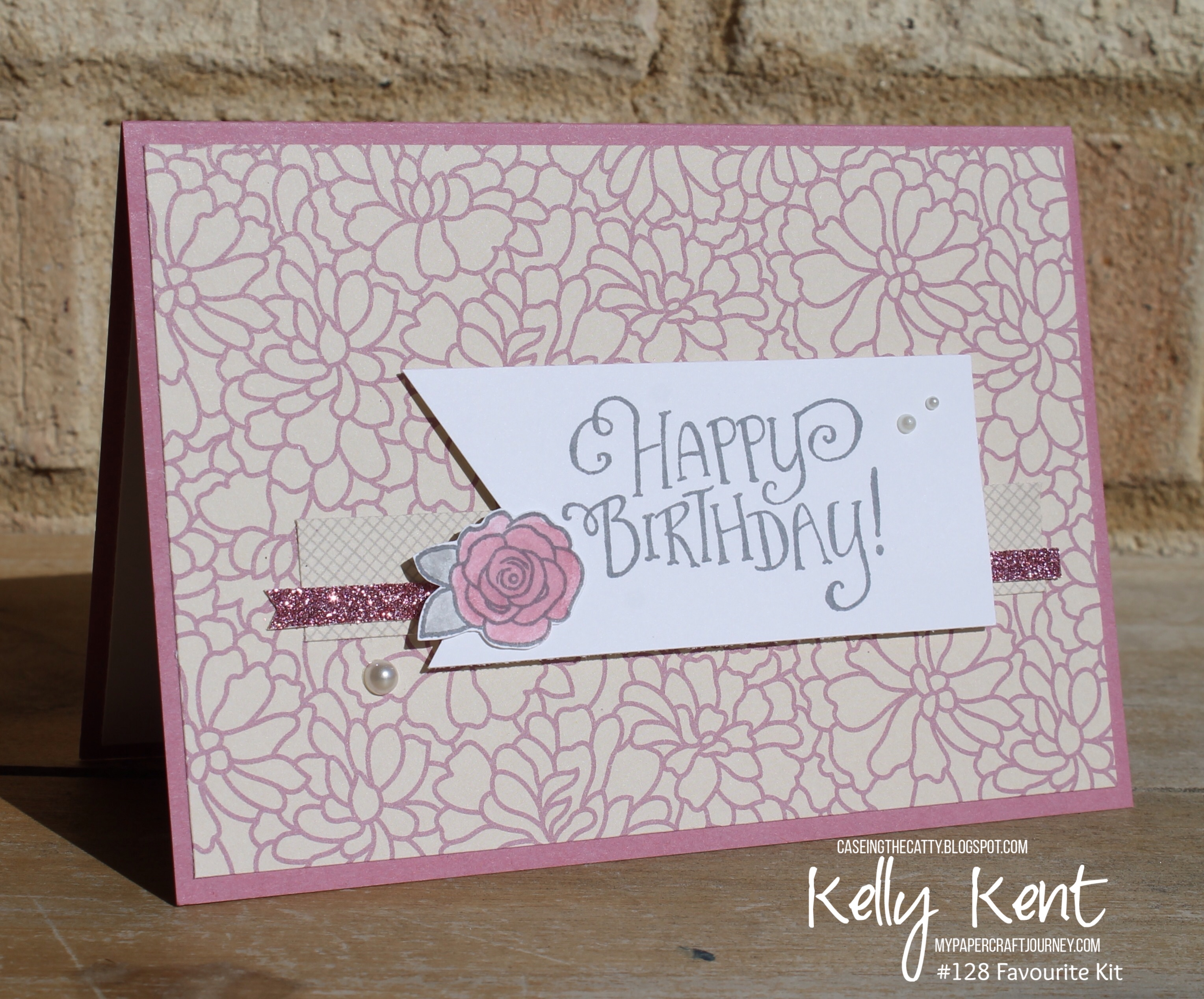 CASEing the Catty #128 Favourite Kit | kelly kent