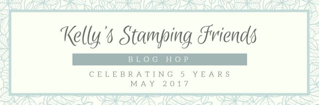Kelly's Stamping Friends blog hop | kelly kent
