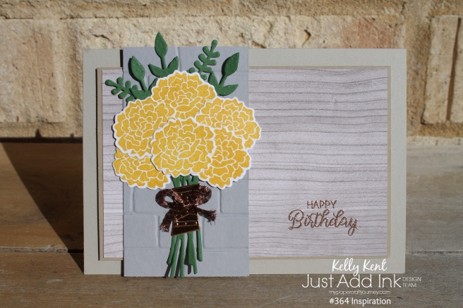 Just Add Ink #364 Inspiration | kelly kent