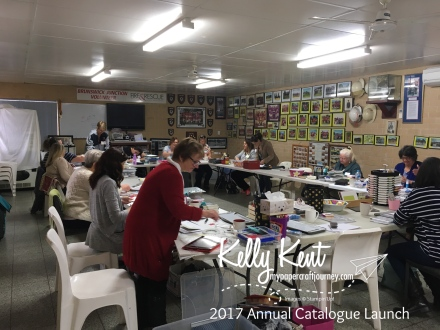 2017 Annual Catalogue Launch Event | kelly kent