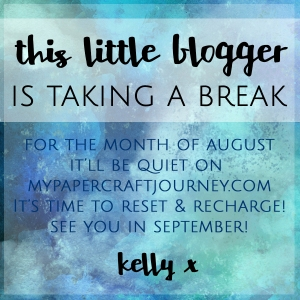 Blog Free August | kelly kent