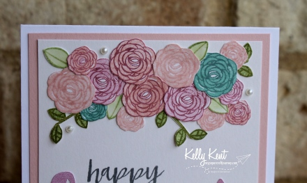 Happy First Birthday Gorgeous | kelly kent