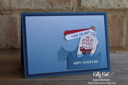 Paper Adventures Blog Hop | kelly kent