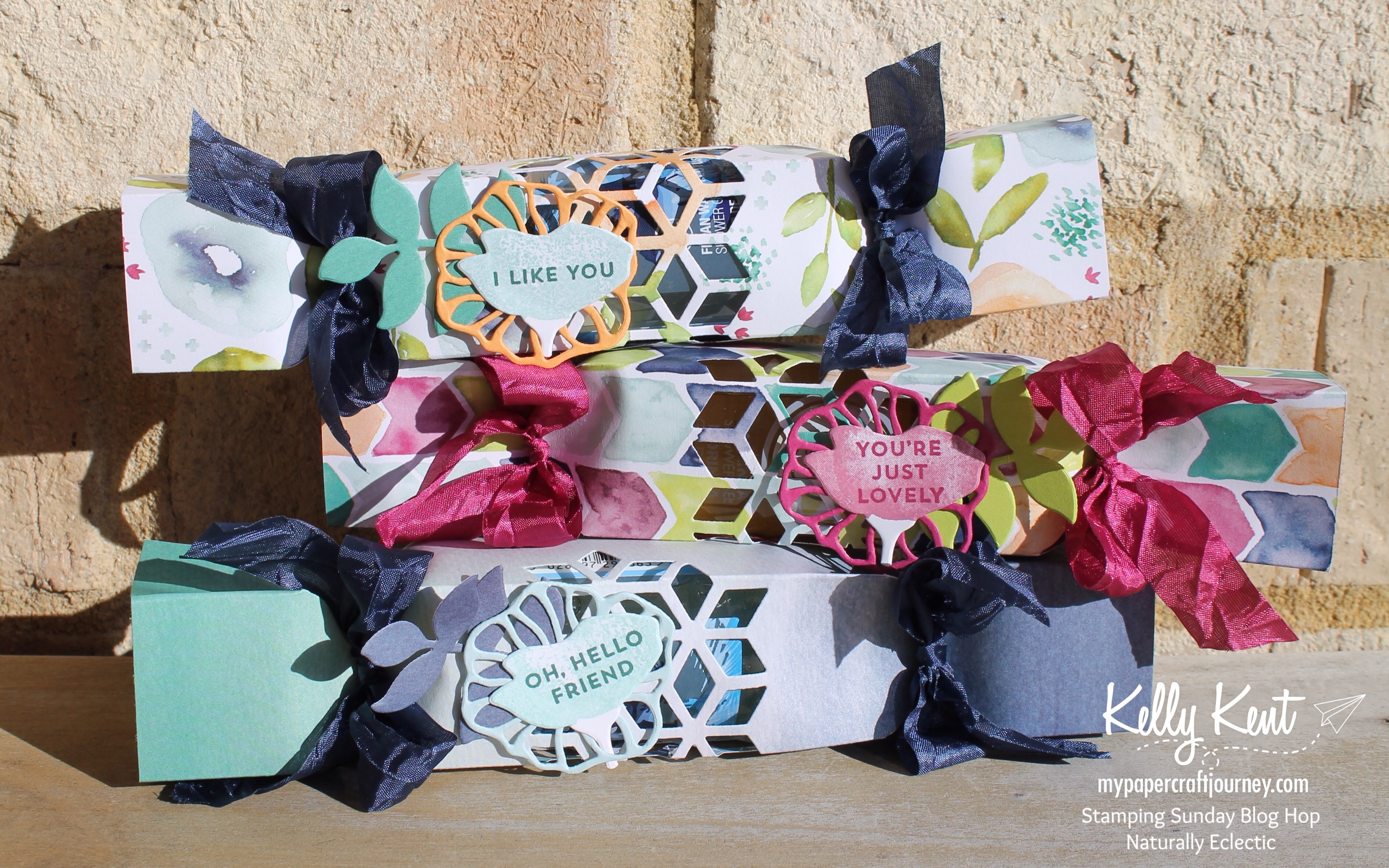 Stamping Sunday - Naturally Eclectic | kelly kent