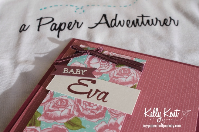 Personalised Baby Card | kelly kent