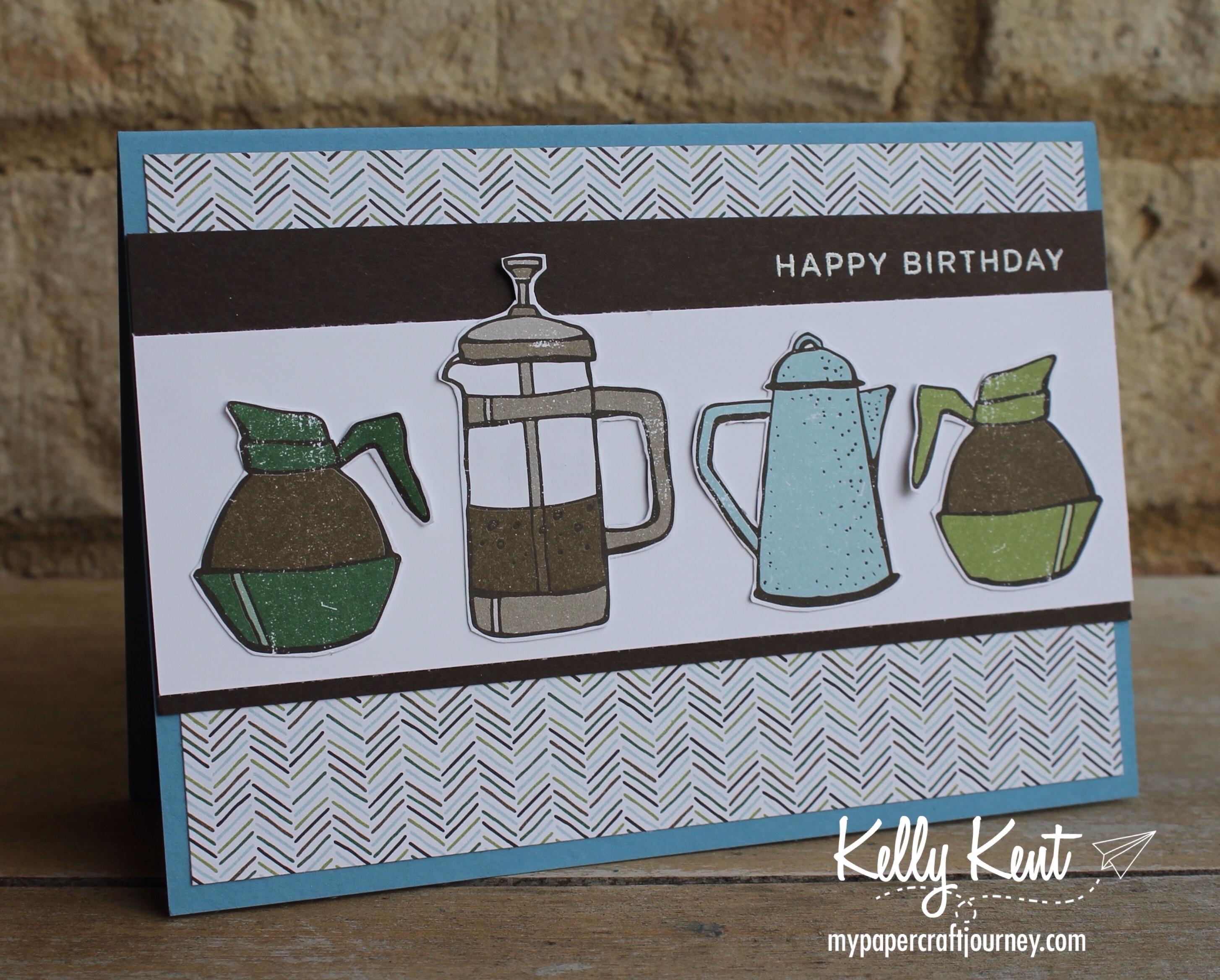 Coffee Break DSP | kelly kent