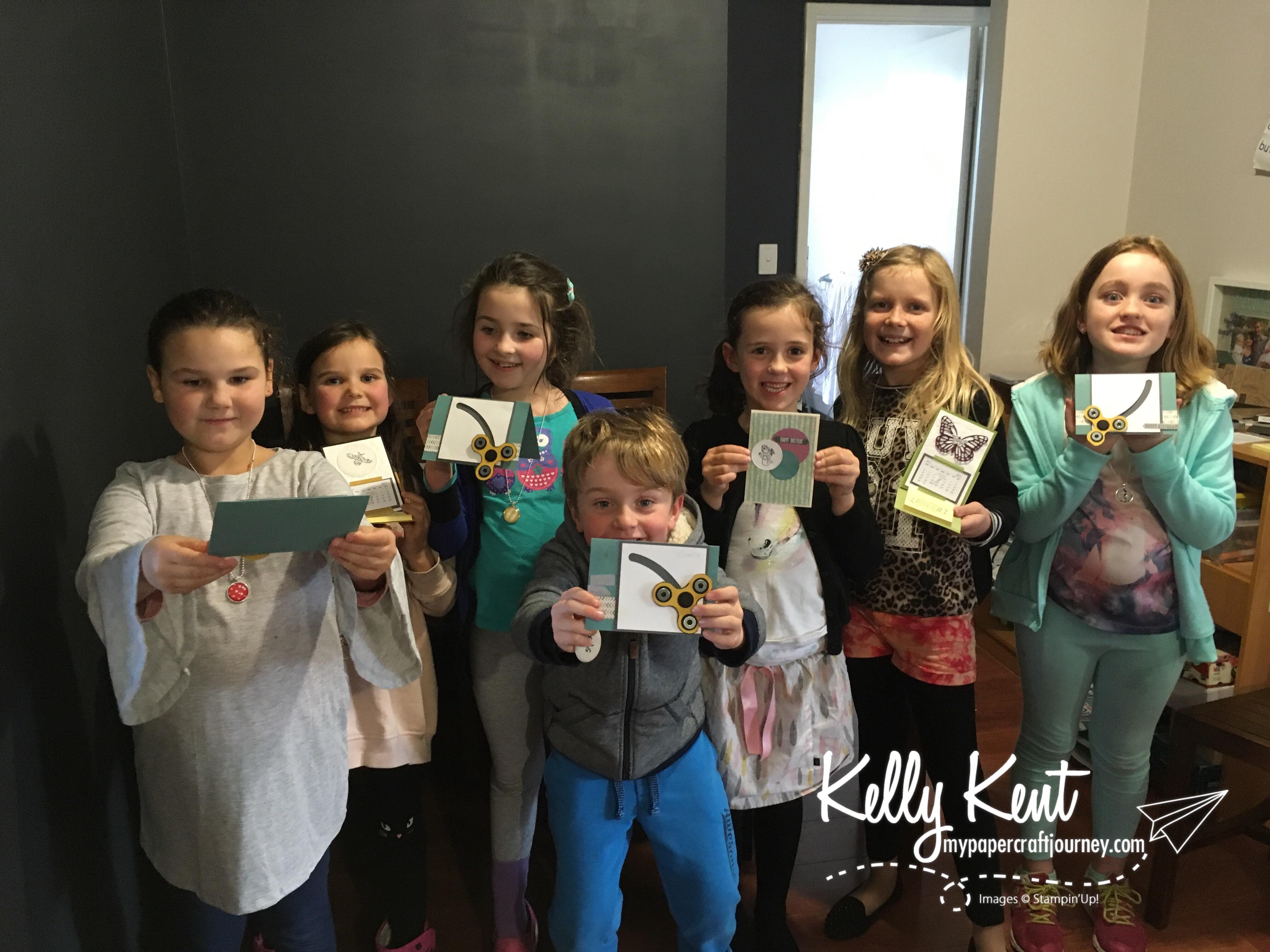 Kids Craft Class | kelly kent