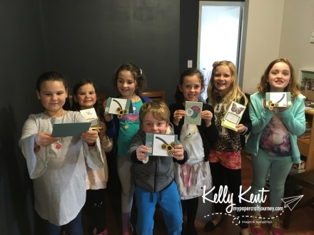 Kids Craft Class | kelly kent