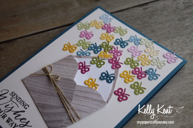 Paper Adventures Blog Hop - DSP | kelly kent