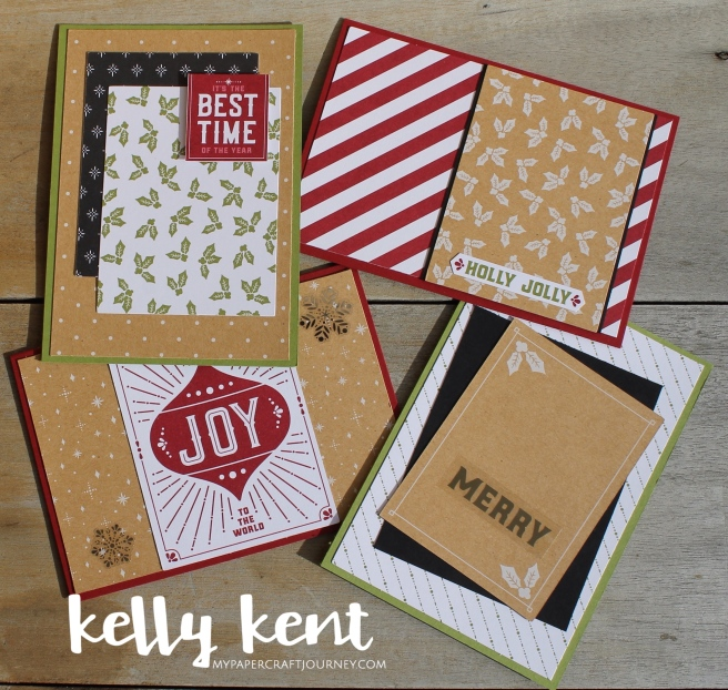 Merry Little Christmas Memories & More Kit | kelly kent
