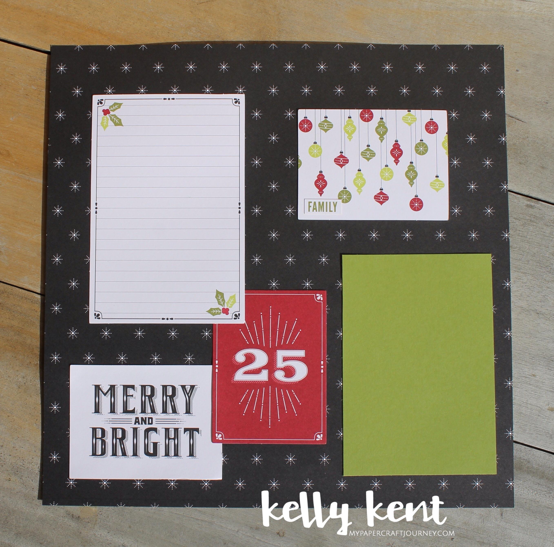 Merry Little Christmas Memories & More Kit   kelly kent