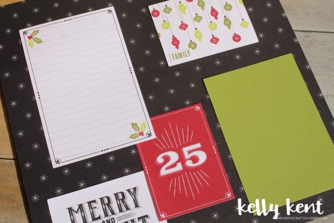 Merry Little Christmas Memories & More Kit | kelly kent