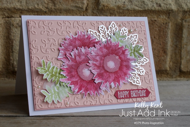 Just Add Ink #379 Photo Inspiration | kelly kent