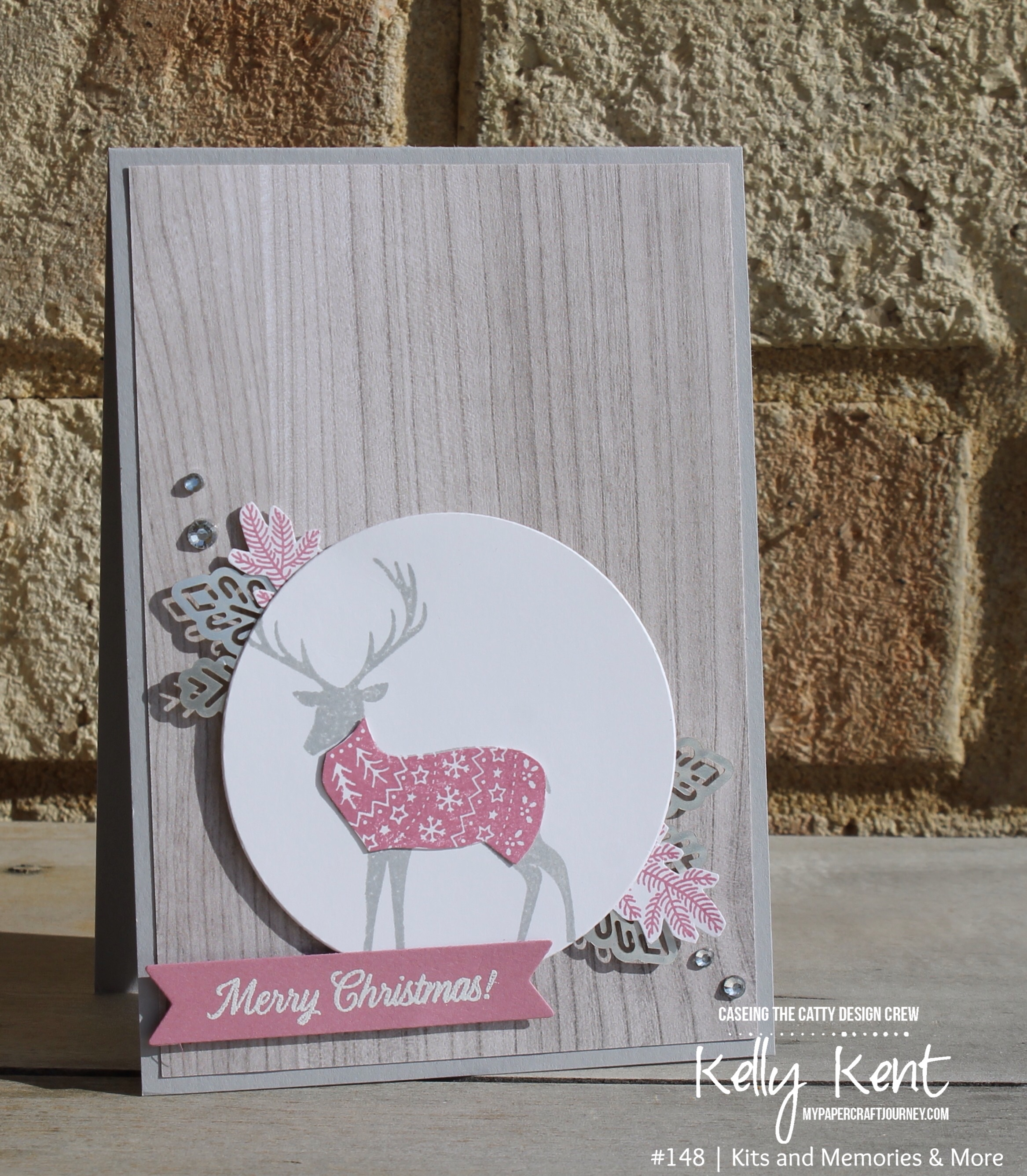 CASEing the Catty #148 Project Kit | kelly kent