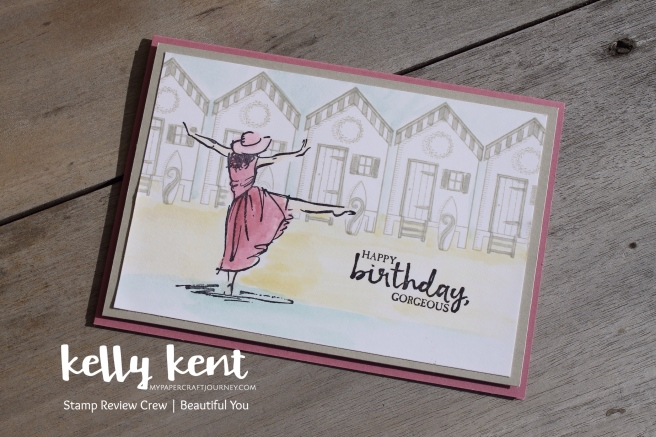 Stamp Review Crew Beautiful You | kelly kent
