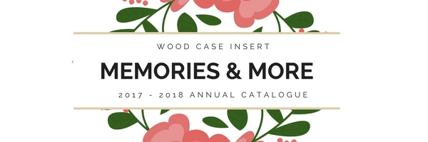 Memories & More Annual Catalogue Kits - free printable inserts