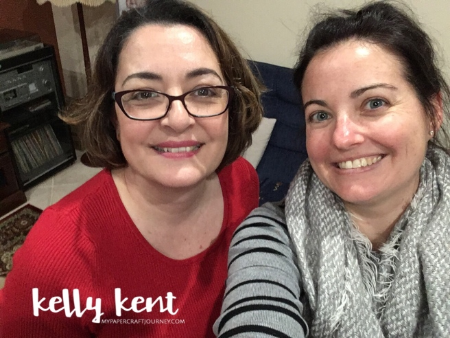 Crafting with Marian Fleming | kelly kent