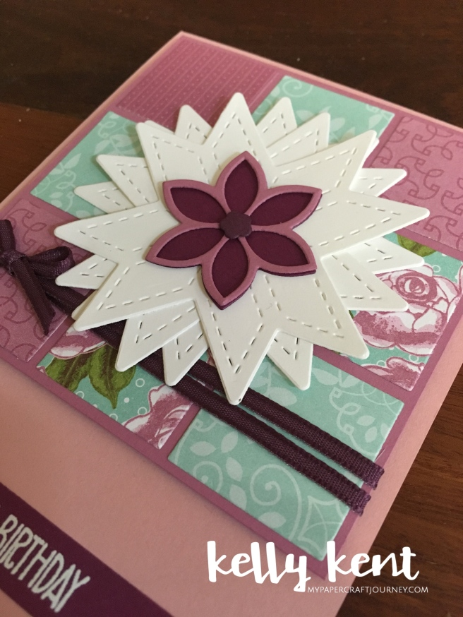 Quilted Birthday | kelly kent