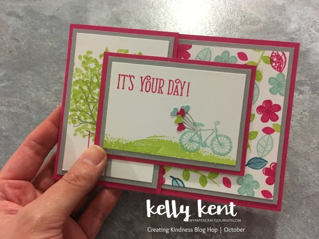 Creating Kindness - Colour Inspiration | kelly kent