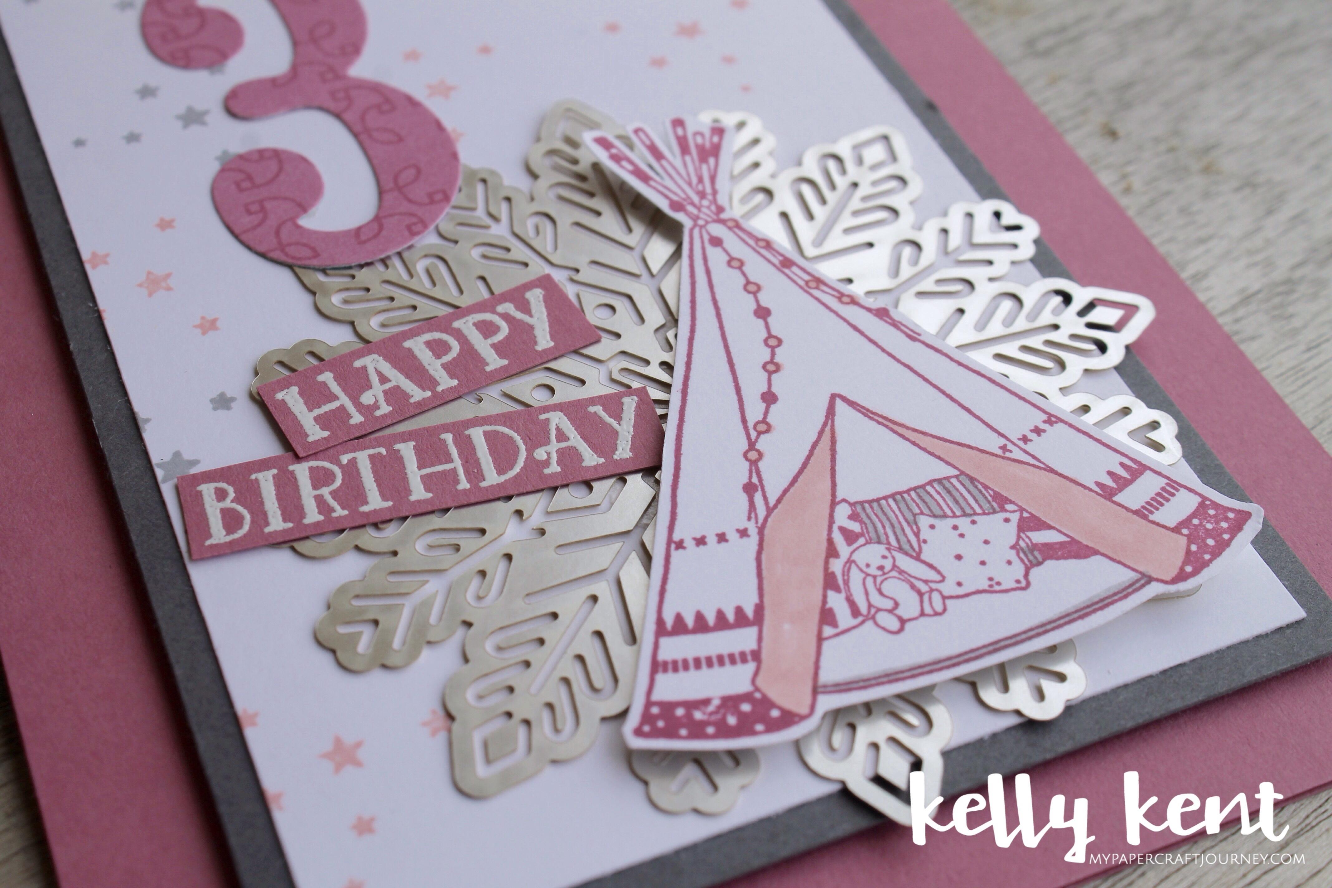Teepee Birthday | kelly kent