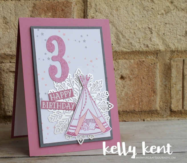 Teepee Birthday | kelly kent
