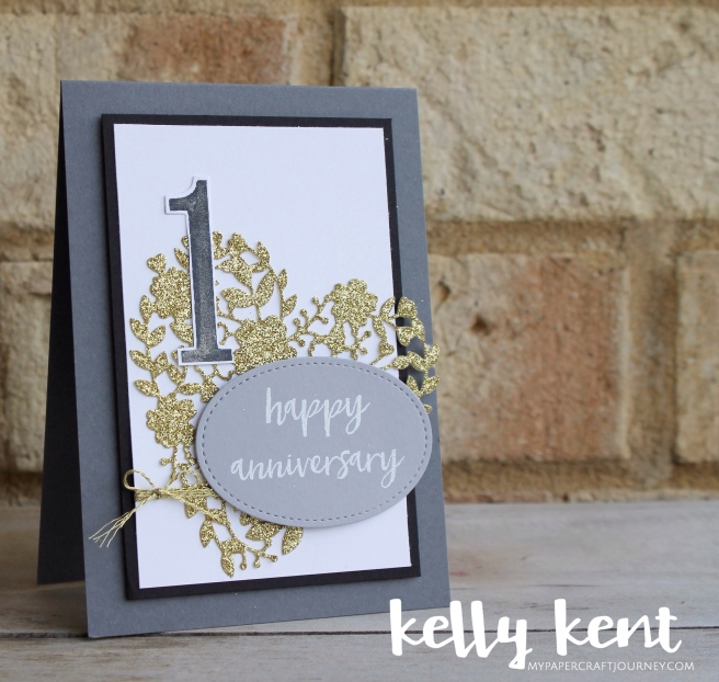 1st Wedding Anniversary | kelly kent