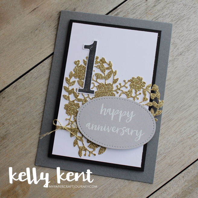1st Wedding Anniversary | kelly kent