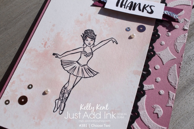 Just Add Ink #381 | kelly kent