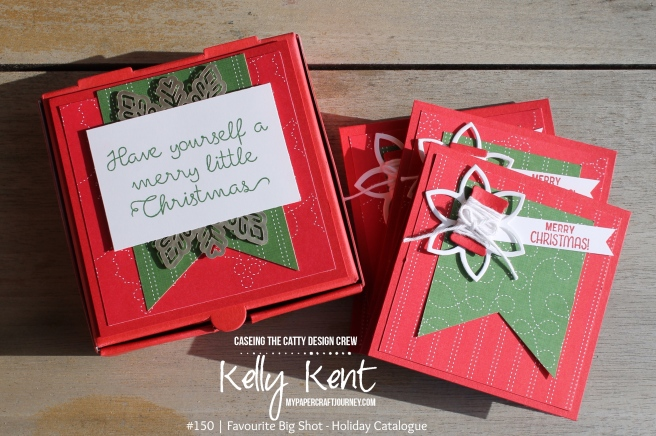 CTC #150 Quilted Christmas | kelly kent