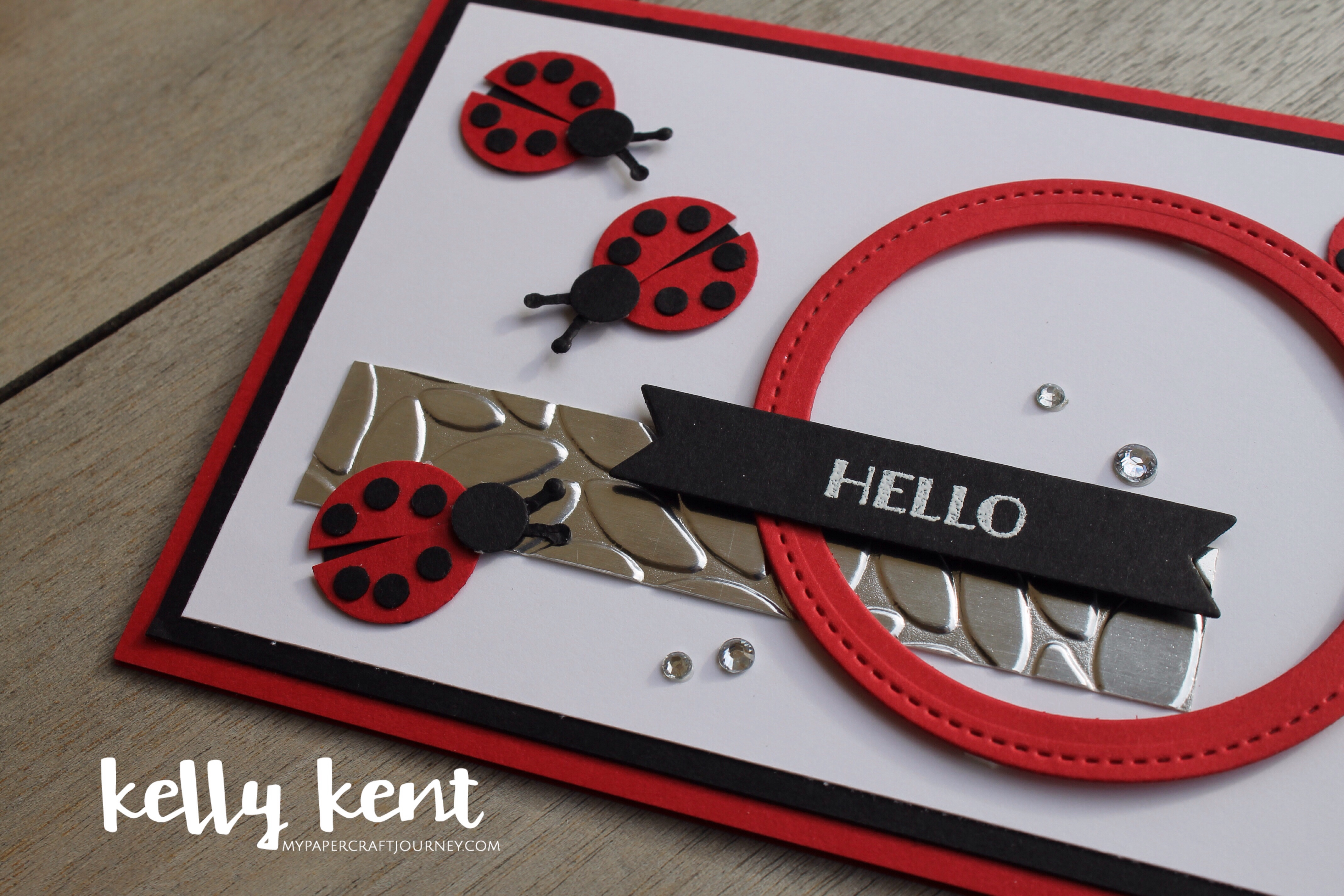 Hello Lady Bug | kelly kent