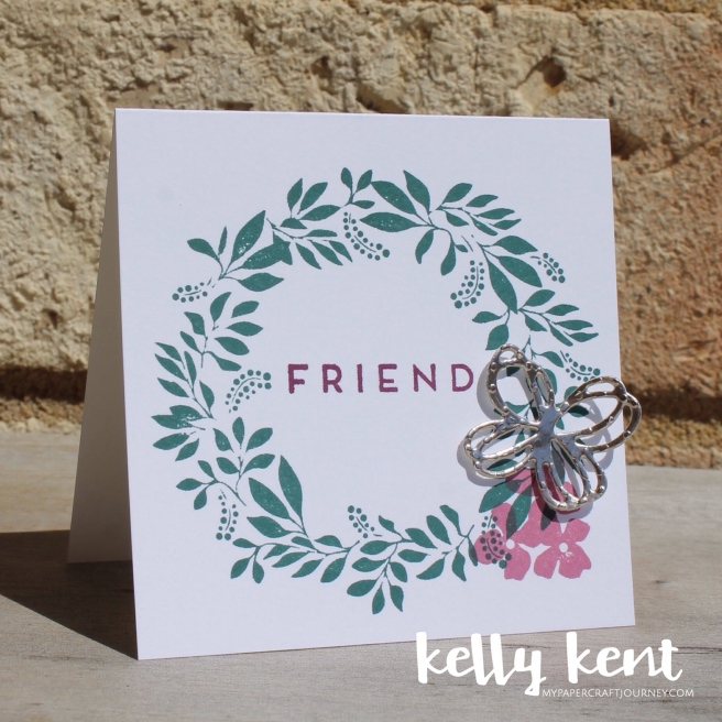 Hello Friend Card Set | kely kent